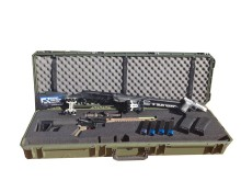 Patriot Cases Ultimate 3 Gun Storage/Travel Case