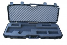 Economy AR Case with Pre-Cut HDPE Mil-std Foam