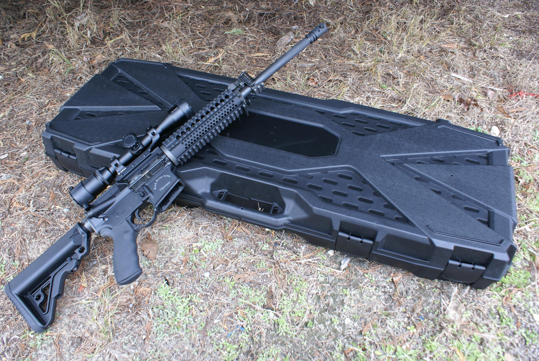 Economy AR-10 Rifle Case | Patriot Cases