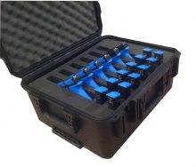 Custom Multiple Pistol Storage Case