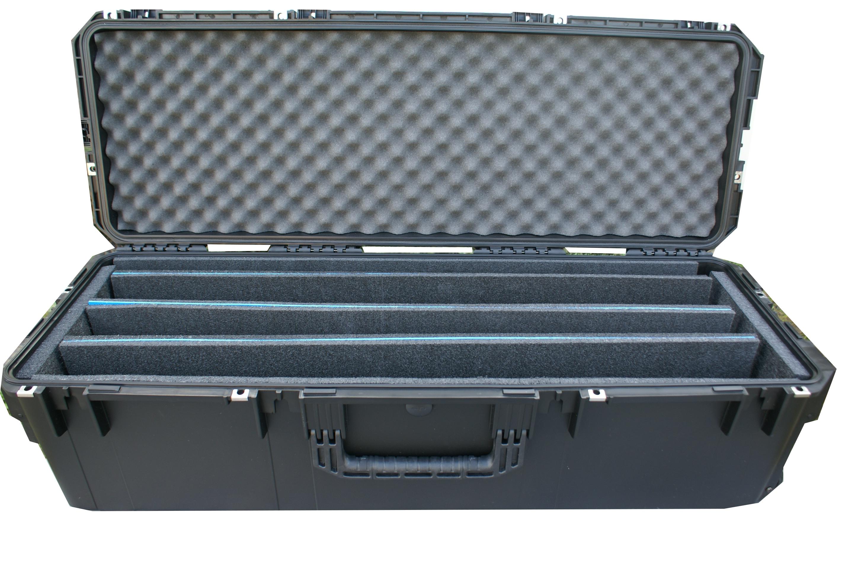 multiple ar rifle case for storage transit 42 5 long patriot cases