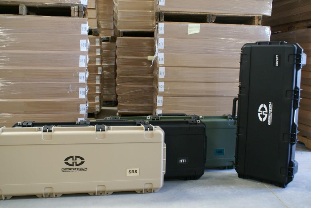 Desertech Custom Cases OEM