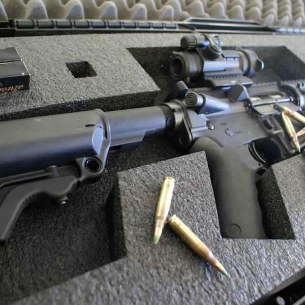 gun case features