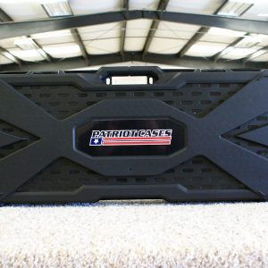 customizable logos gun cases
